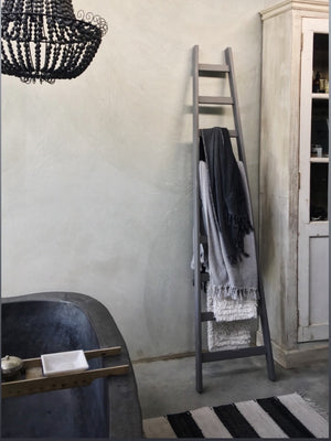 Grey Painted Ladder