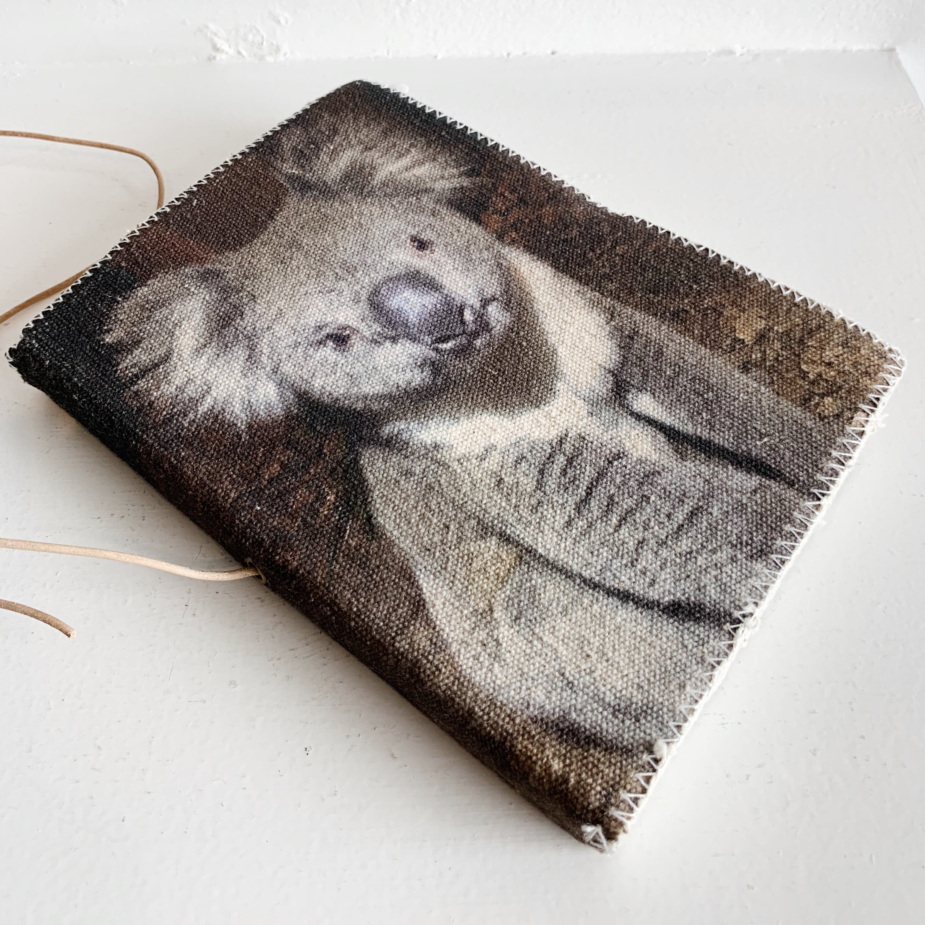 Koala Canvas Journal