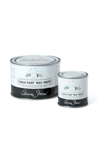 Annie Sloan White Chalk Paint Wax