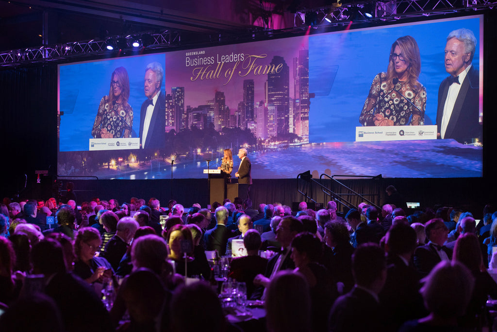 QUT Business Leaders Hall Of Fame 2017