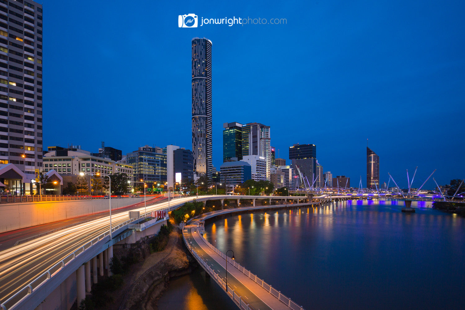 The River City - Brisbane City Photography