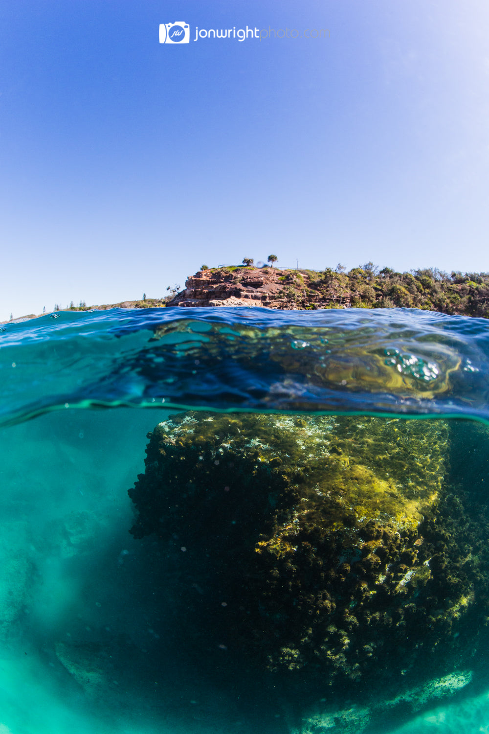 Snorkeling Point Arkwright