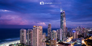 The City is my Church - Surfers Paradise, QLD Australia