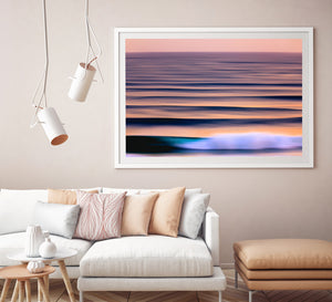 Abstract ocean art  gold coast prints