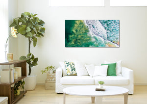 Gold Coast Surf art canvas
