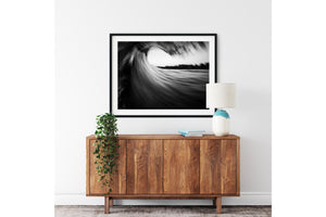 Barrel Blur | Ocean Art Collection