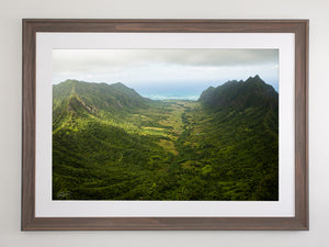 Jurassic Valley - Kualua Ranch, Oahu Hawaii
