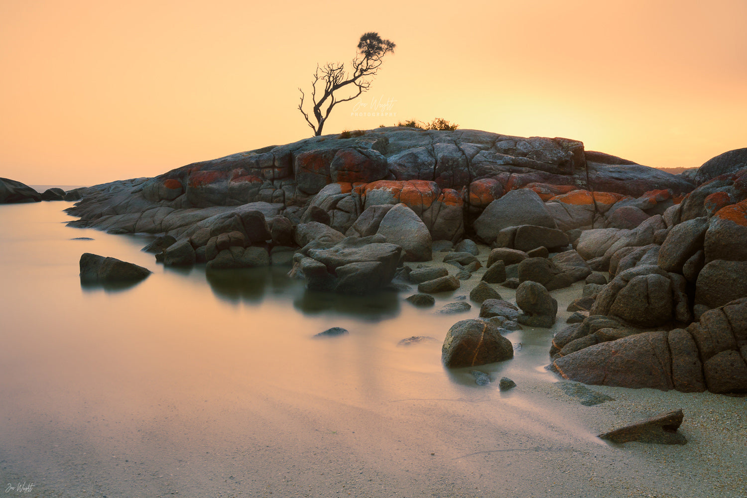 Binalong Bay Landscape Print