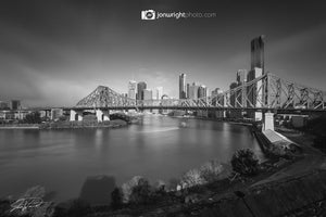 Brisbane City Fog - QLD, Australia