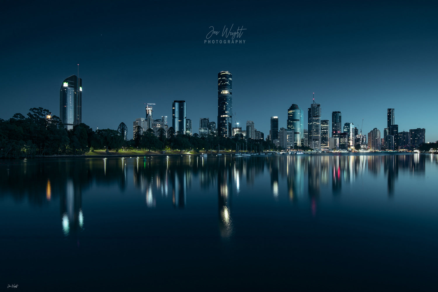 Brisbane City Kangaroo Point fine art photography