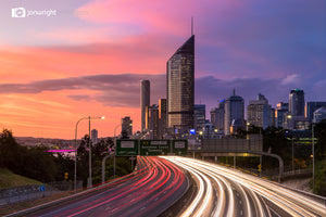 Vulture Street Sunset -  Brisbane - QLD, Australia