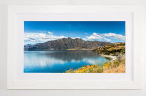 Lake Hawea - Dingleburn New Zealand