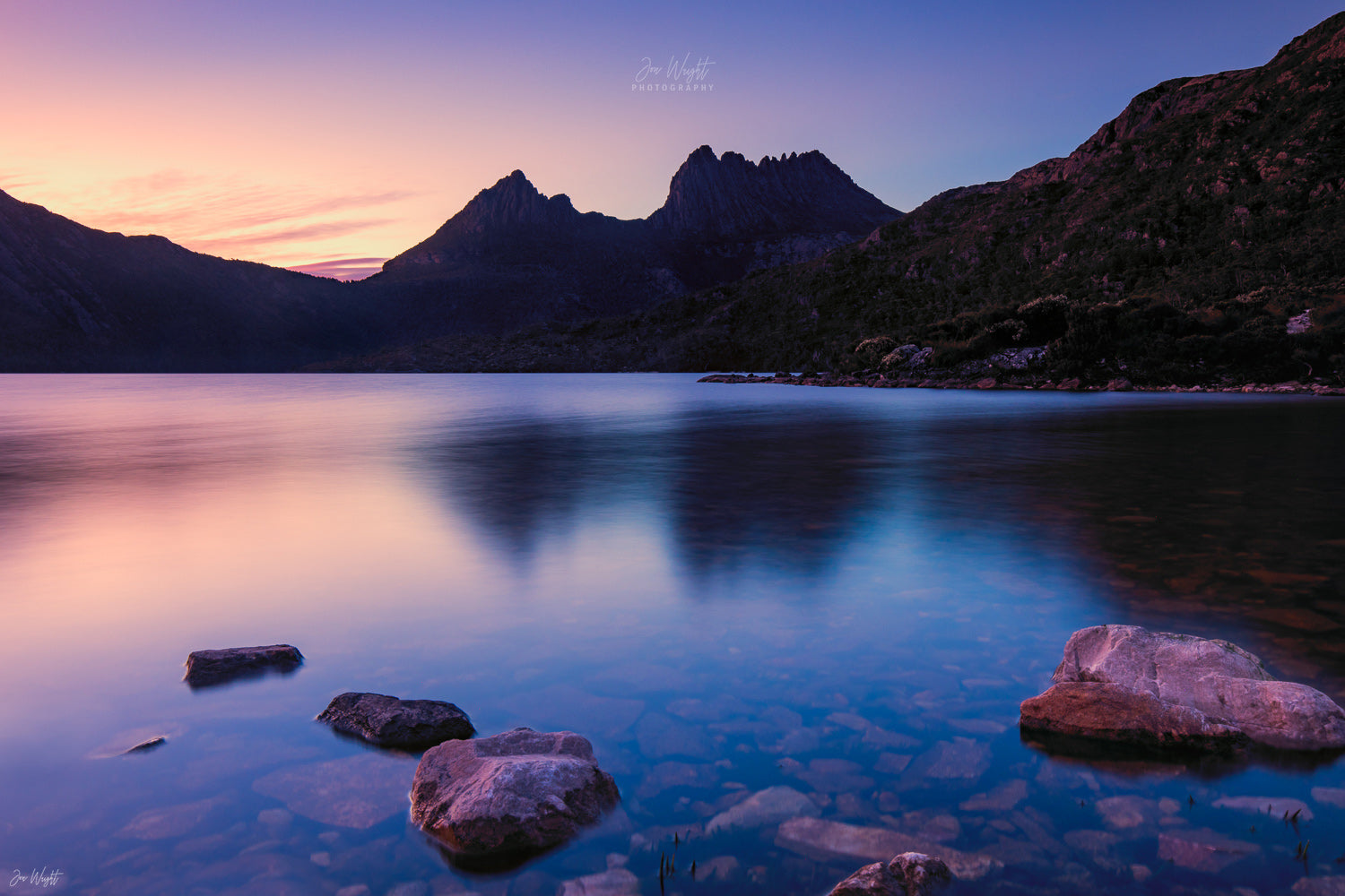 Cradle Mountain Dawn - Tasmania Australia