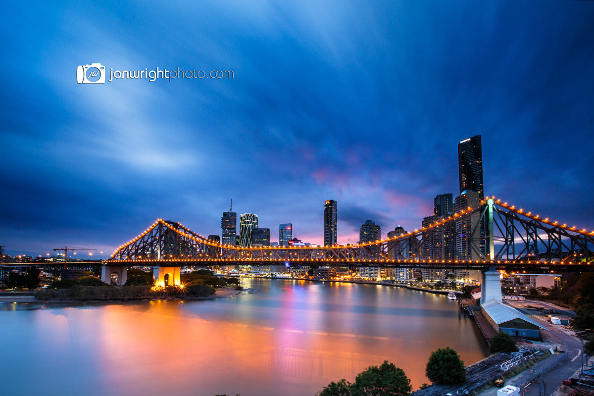 Story Bridge - Brisbane, QLD Australia