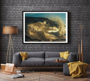 Follow The Light - Coloured Edition | Ocean Art