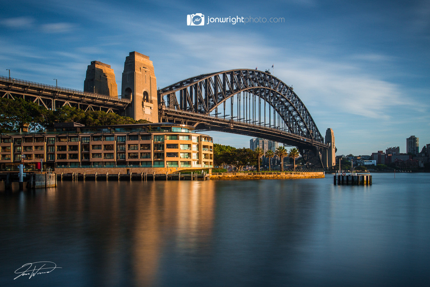 Sydney Harbour Bridge #2 - Sydney, NSW Australia