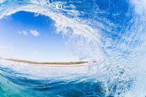 Straddie eye - South Stradbroke, QLD Australia