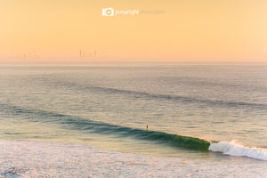 Kirra to Surfers Paradise dawn