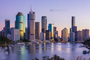 Reflections Of Sunrise - Brisbane - QLD, Australia