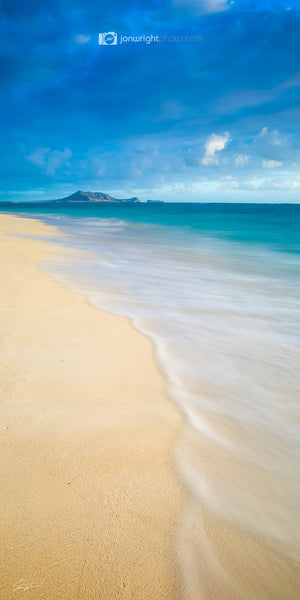 Lanikai Beach Sunrise - Oahu, Hawaii