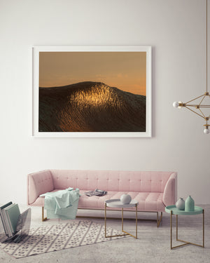 Leopard Mountain - Fine Art Ocean Prints Wall Art