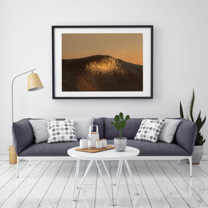 Leopard Mountain - Limited Edition Wall Art and Prints - Wave Art