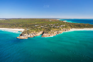 Point Lookout North Stradbroke Print Brisbane
