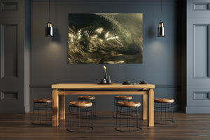 Mercury Acrylic Print - Wave Images