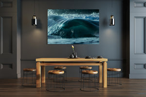 Mini Slab Wave Photo - Acrylic Print