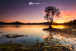 Lake Wanaka Sunrise - New Zealand