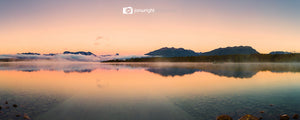 Lake Te Anau dawn - New Zealand