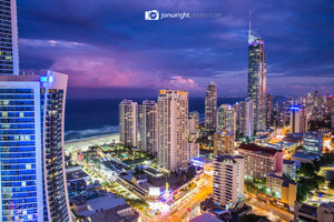 Midnight CIty - Surfers Paradise QLD, Australia