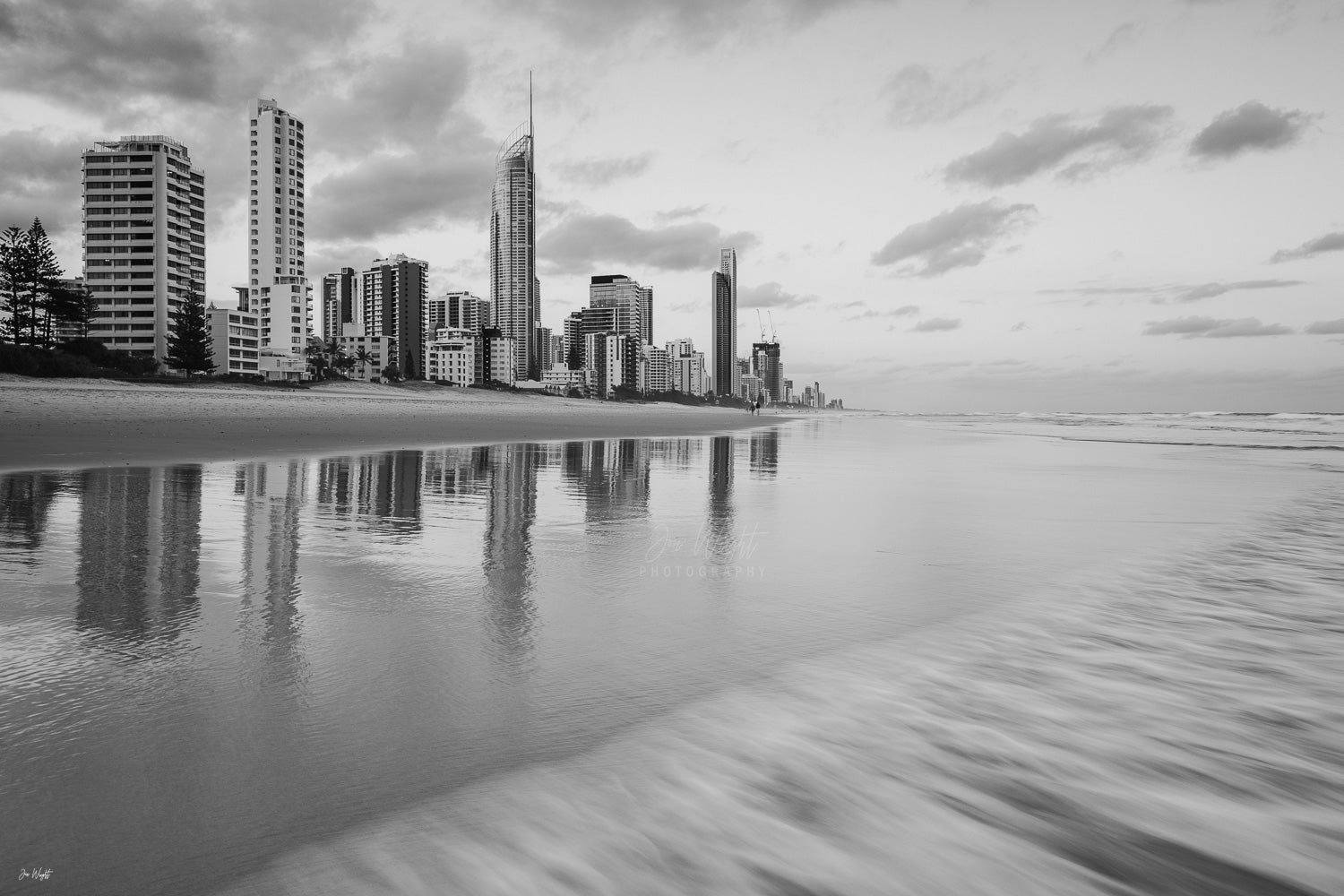 Dark Days, Surfers Paradise - QLD, Australia