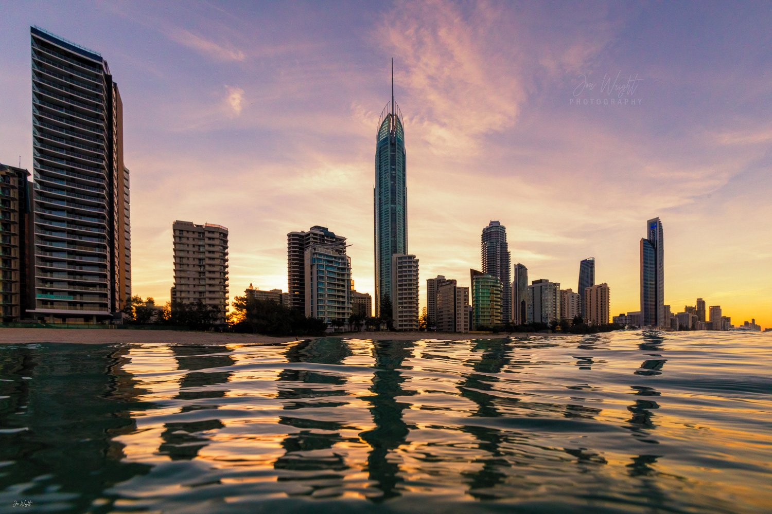 Surfers Paradise Fine Art Photography Wall Art