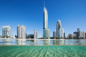 Surfers Paradise Gold Coast Print and Wall Art