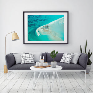 Turquoise Waters | Limited Edition
