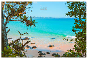 Summers Day - Greenmount Beach - QLD, Australia