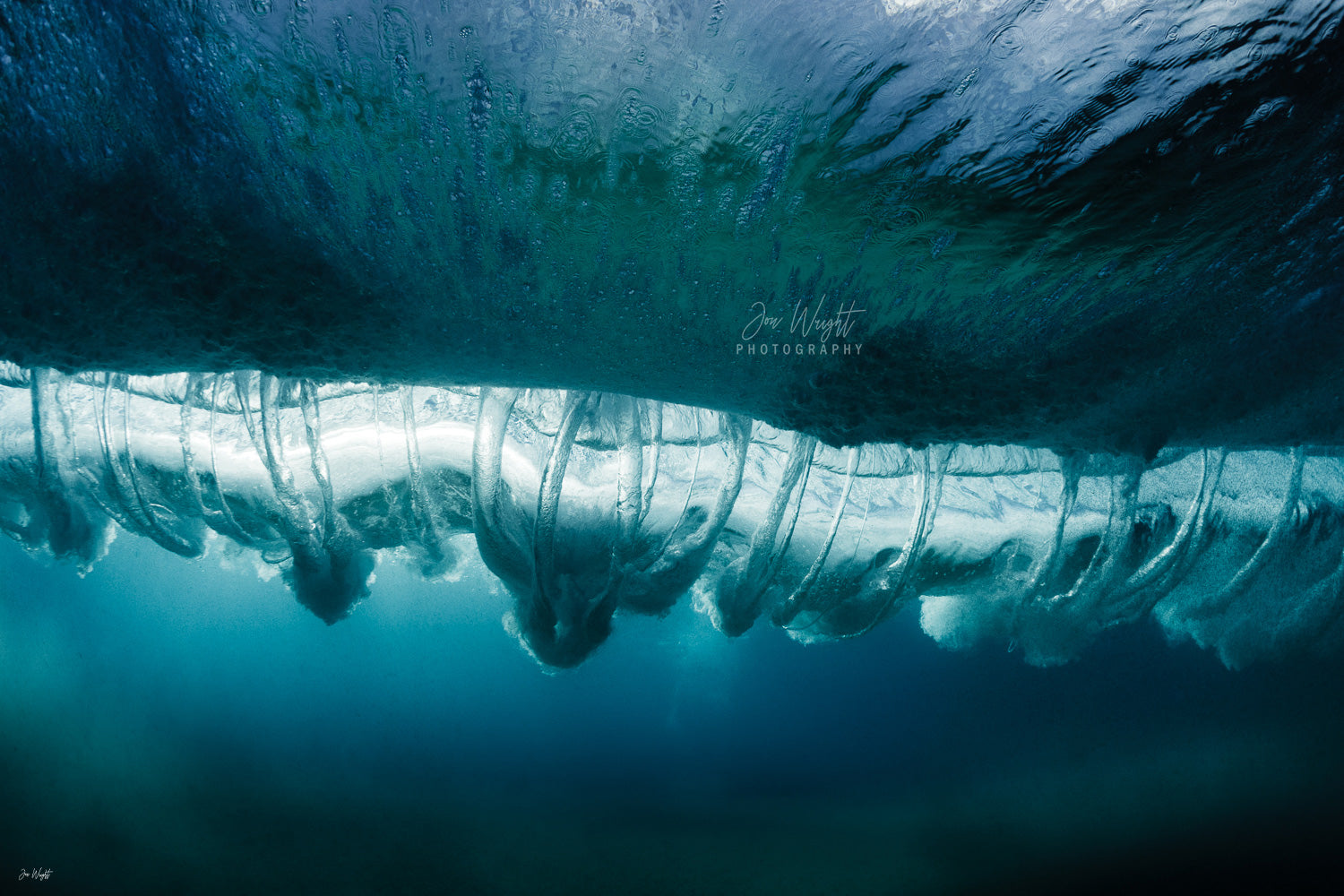 Underwater Turbulence | Ocean Art Collection