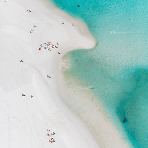 White Sands - Whitehaven Beach, QLD Australia
