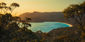 Wineglass Bay - Freycinet National Park - Tasmania Australia