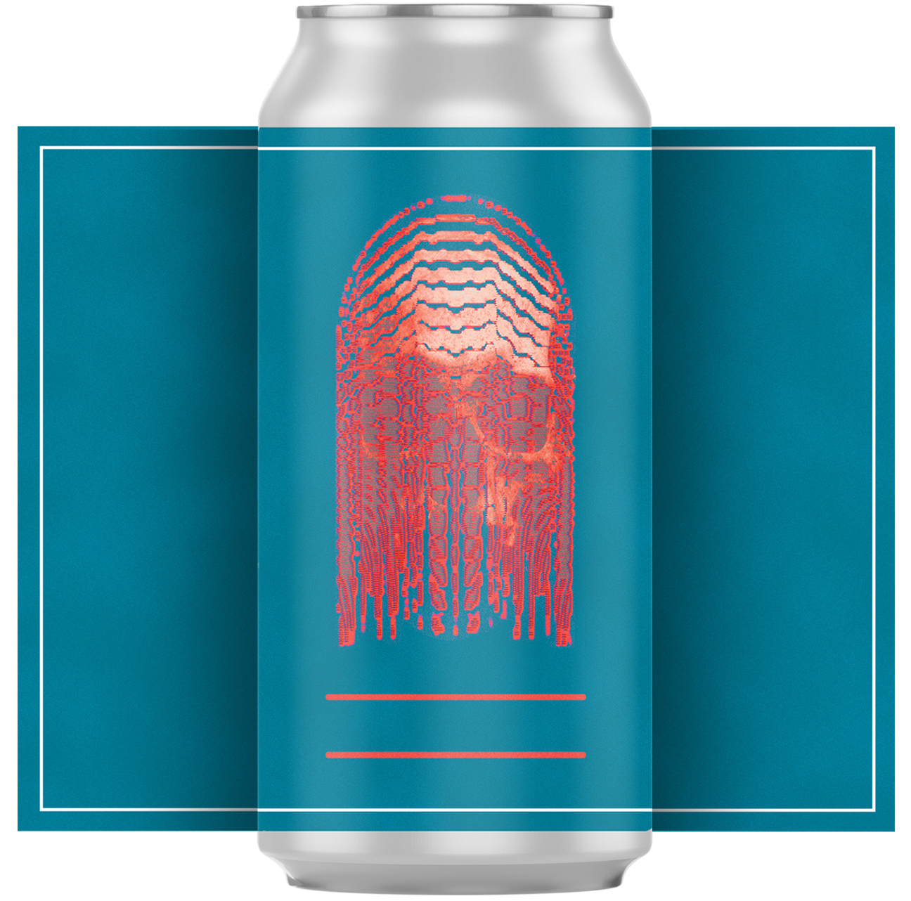 Undulate v1 beer can