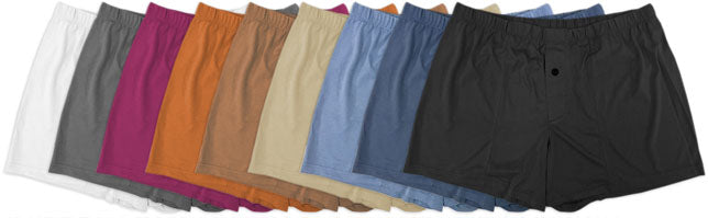 Handsome Smooths Boxer Shorts Color Selection