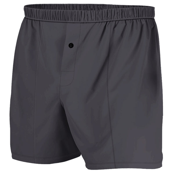 Black - Boxer Shorts (Performance Casual)