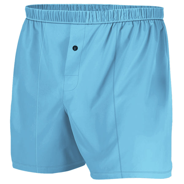 Light Blue - Boxer Shorts (Performance Casual)