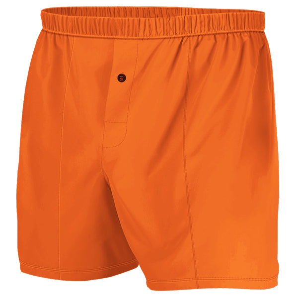 Orange - Boxer Shorts (Performance Casual)