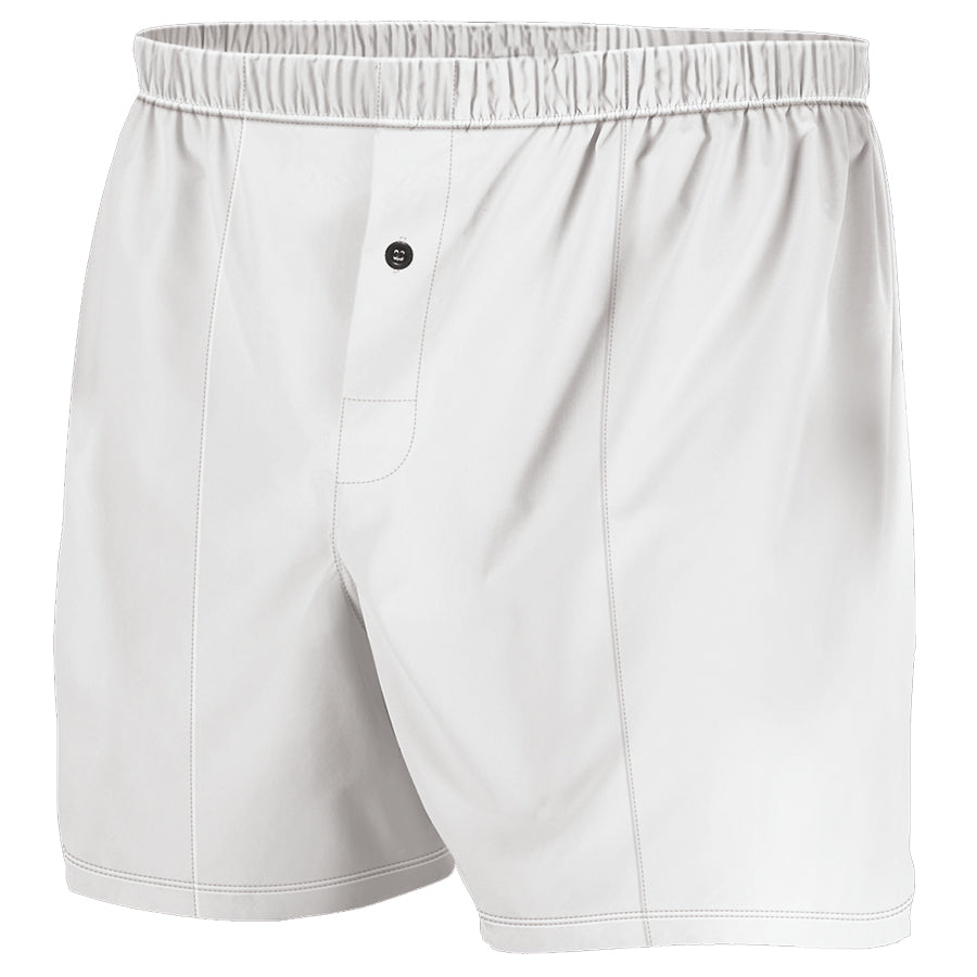 White - Boxer Shorts (Performance Casual)