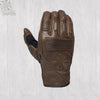 BFU riding glove tobacco