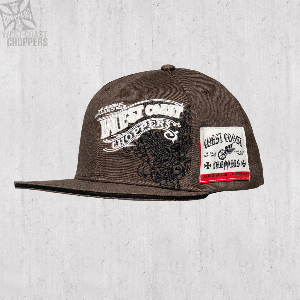 WCC Baseball Wings Snapback