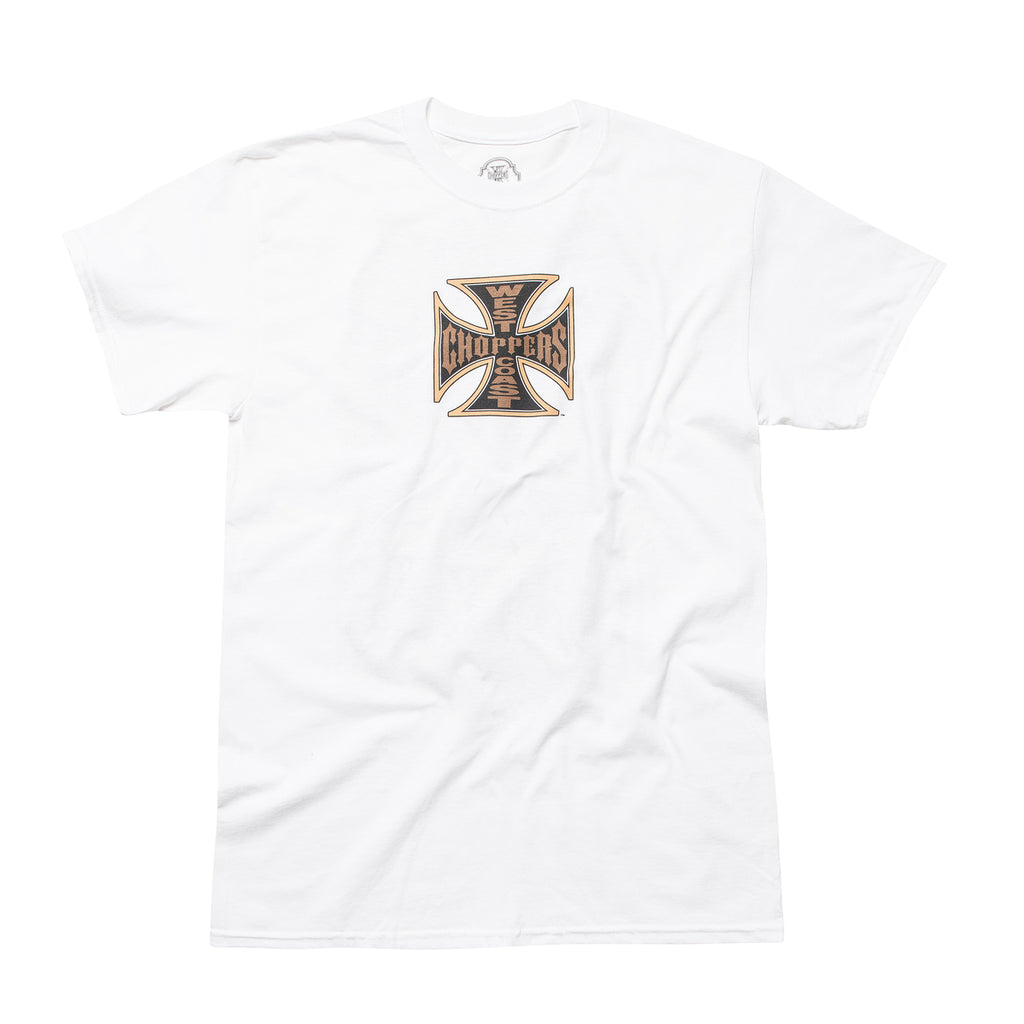Lock Up Tee - White