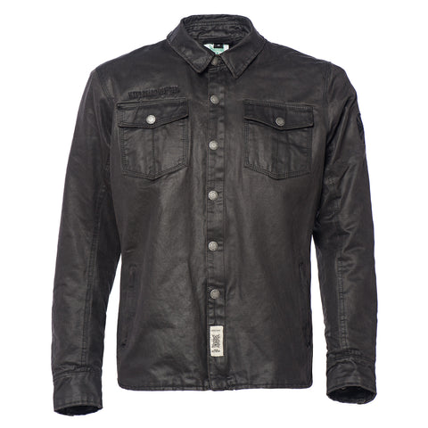 Califa Kevlar ARAMID fiber by DuPont Waxed Riding Shirt